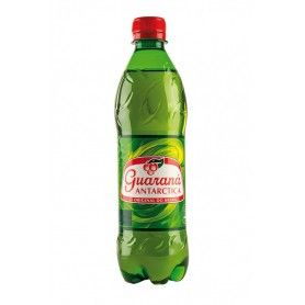 Guarana Antarctica Garrafa 500 ml (Portugal)