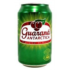 Guarana Antarctica Lata 330 ml PT